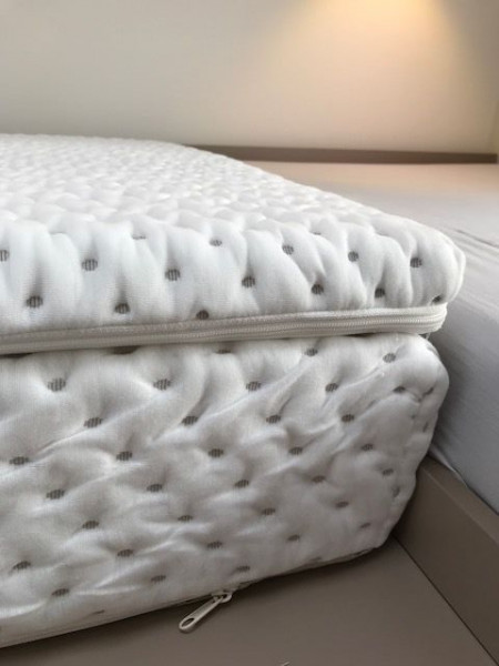 Mattress topper middle part above (serial)