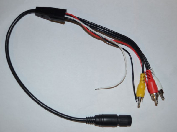 Câble adaptateur de caméra de recul